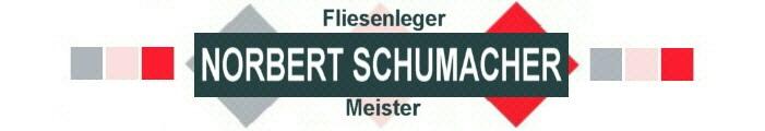 Fliesenlegermeister Norbert Schumacher